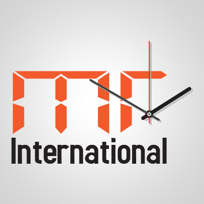 mr international logo design