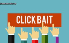 Why And How Do Clickbait And Linkbait Work?