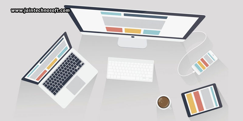 How To Design A Website In 5 Simple Steps? - Jain Technosoft