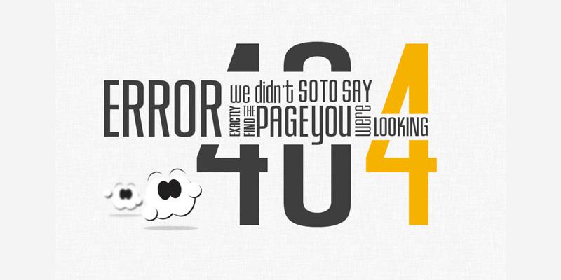 error-400-page-design