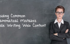 Avoiding Common Grammatical Mistakes While Writing Web Content