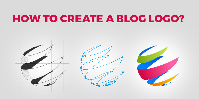 how to create a blog logo jain technosoft