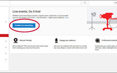 How To Create A Screencast With YouTube?