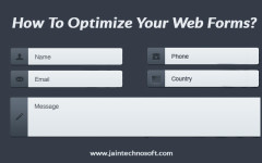 How To Optimize Your Web Forms?