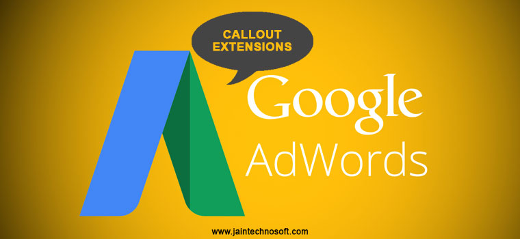 New Callout Extensions in Google AdWords