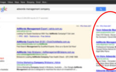 No Text Ads Will Be Seen In The Right Sidebar Of Google SERPs