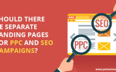 Should There Be Separate Landing Pages For PPC And SEO Campaigns?