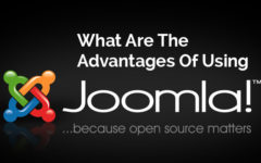 What Are The Advantages Of Using Joomla?