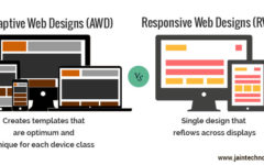 What is the Difference between Responsive and Adaptive Web Design?