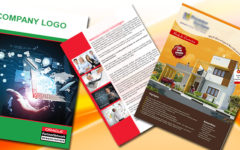Promote Your Business Through Effective Brochure Designs