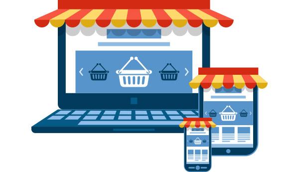ecommerce website design india