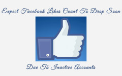 Facebook Page Owners To See A Drop In Facebook Likes Count