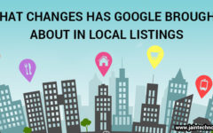 What Changes Has Google Brought About In Local Listings?
