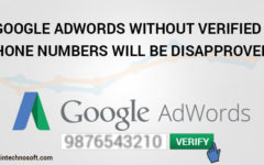 Google AdWords Launches Phone Verification Policy