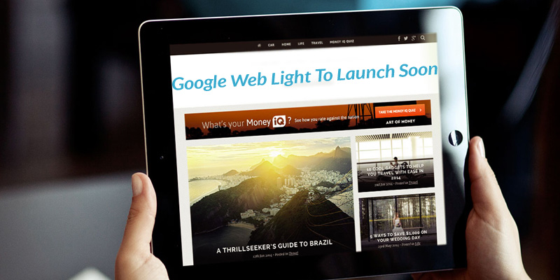 google-web-light