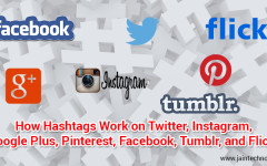 How Hashtags Work On Social Media?