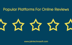 Which Are The Most Popular Platforms For Online Reviews?