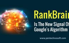 RankBrain Is The New Signal Of Google's Algorithm
