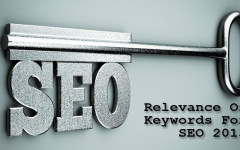Relevance Of Keywords To SEO In 2015