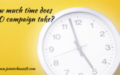 What Is The Time Taken For An SEO Campaign?