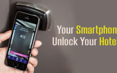 Starwood Hotels Rolls Out The First Mobile, Keyless Room Entry
