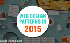 What Are The Web Designing Pattern Trends In 2015