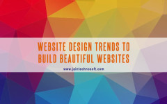 Website Design Trends for 2015
