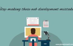 Web Development – What You Must Not Do