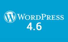 Released – WordPress Version 4.6 With Exclusive Features!