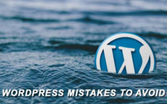 Common WordPress Mistakes You Must Avoid