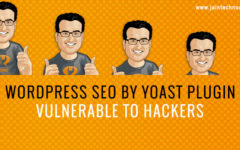 Wordpress SEO By Yoast Vulnerable To Hackers