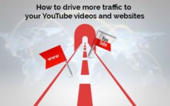 How to drive more traffic to your YouTube videos and websites?